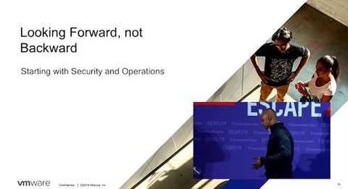 ESCAPE Conference 2019: Continuous Verification -- Bill Shetti, VMware