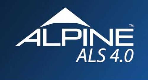 ALS 4.0 Linear Saw