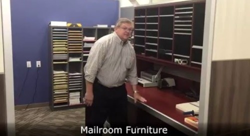 Mailroom Furniture Mail Sorters & Tables Hamilton