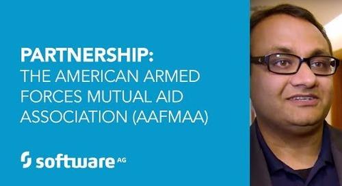 AAFMAA: +40 years of partnership with Software AG