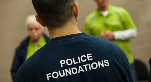 Police Foundations Webinar