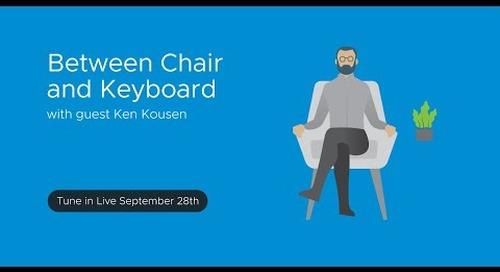 Tanzu.TV - Between Chair and Keyboard with Ken Kousen