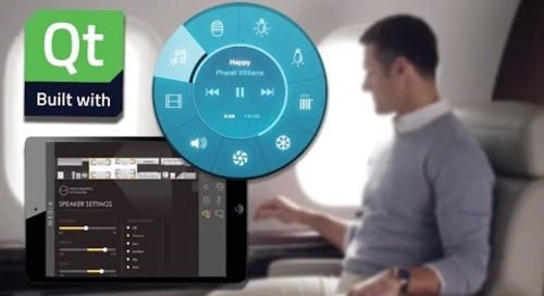 Lufthansa Technik takes Qt into the skies - Built with Qt and KDAB