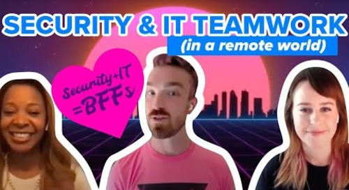 The SaaSOps Show: Security & IT Teamwork (in a remote world)