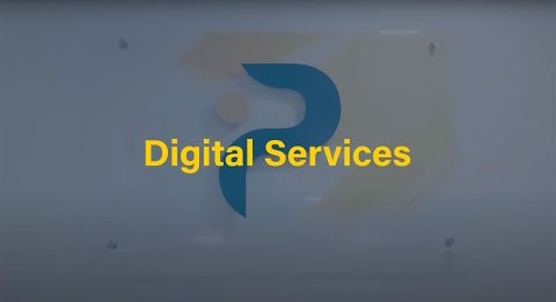 Digital Services - Creative Services Solutions Video