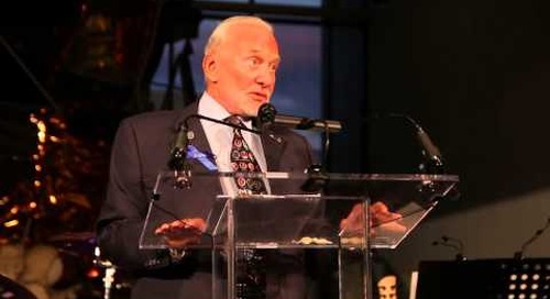 Buzz Aldrin's Address at WCG Mission Possible