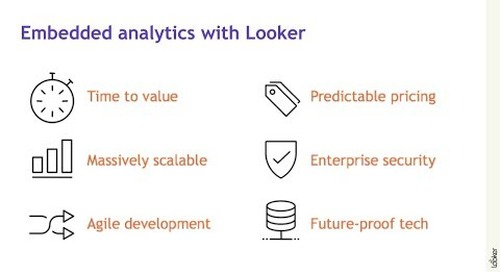 Looker 6 - Embedded analytics for seamless data exploration