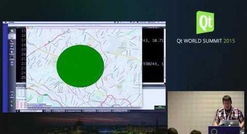 QtWS15- Developing with Qt Location, Laszlo Agocs, The Qt Company