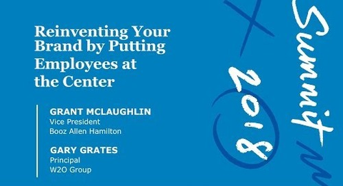 Reinventing Your Brand by Putting Employees at the Center (Session Video)