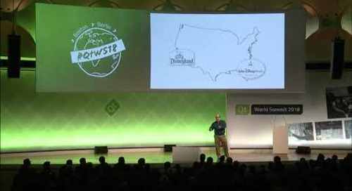 QtWS18 Keynote – Beyond the UX tipping point by Jared Spool, Center Centre/UIE
