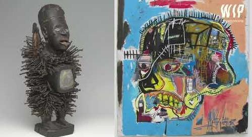 CAPSULE STREET ART - Part02 Basquiat ENG
