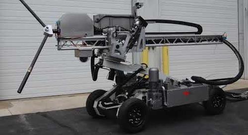 Big Sky Engineering utilizes igus® parts in pipeline repair robot