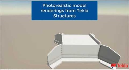 Tekla Structures for Utility Precast