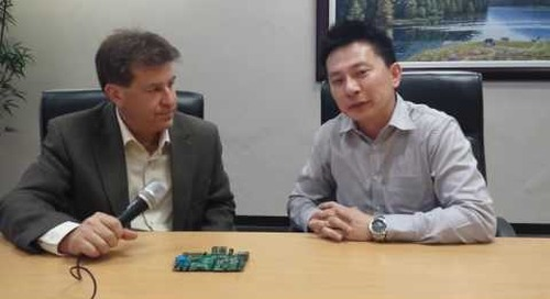 IoT Roadshow, Milpitas, CA – Silicon Motion: Dazzle users with embedded graphics