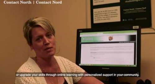 Annette Morrison - Contact North | Contact Nord OLRO/ARAL, St. Thomas, Ontario