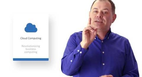 OneNeck IT Solutions | How Cloud Reduces Speed to Market