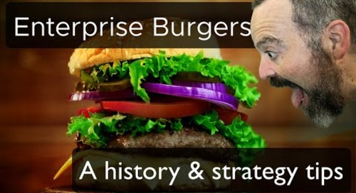 Tanzu Talk: The half-remembered History of Enterprise Burgers