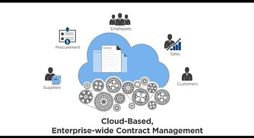 Enterprise Contract Management: Accelerate, Protect and Optimize Your Business