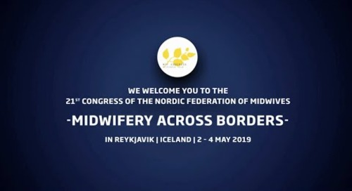 The 21st Congress of the Nordic Federation of MidwivesNJF congress 2019