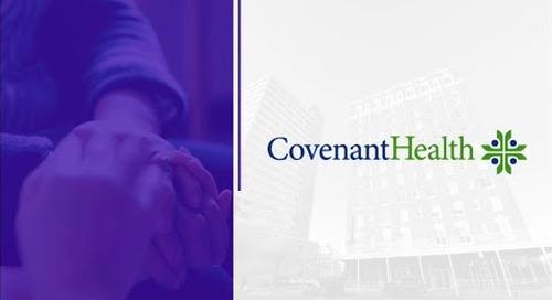 Covenant Health Community Spotlight: Groceries for Good winner