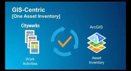 Effectively manage your e-permitting process with ArcGIS and Cityworks PLL