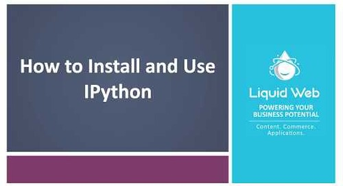 How to Install and Use IPython