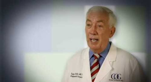 Orthopedic Surgery featuring James Burke, MD