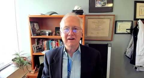 Nurses Day greeting from Jay Cook, MD, CMO at PRMCE