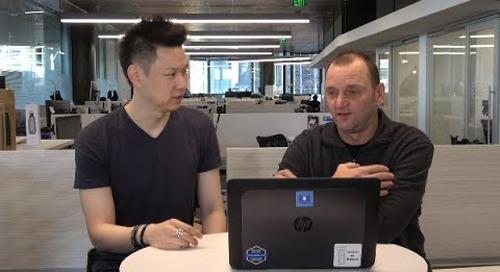 DocuSign Developer: Document Visibility Demo