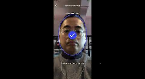 Onfido Product Demo: Identity Verification in action