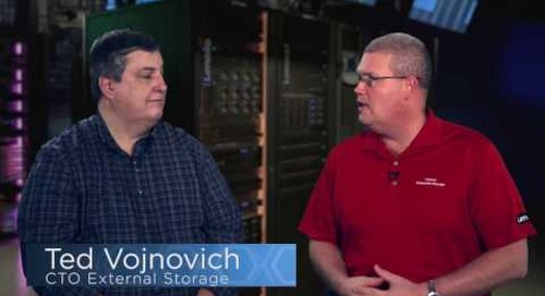 Lenovo Storage Presents:  Ask the Expert – Snapshots