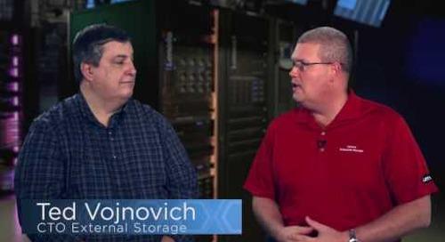 Lenovo Storage Presents:  Ask the Expert – Snapshots