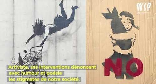 CAPSULE STREET ART - Part05 Banksy FR