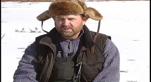 Keeping Warm Ice Fishing with Daryl Bauer