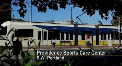 Providence Sports Care Center - General Facility Tour