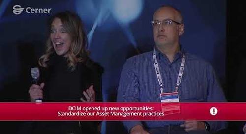 Cerner Medical talks DCIM to Gartner Audience