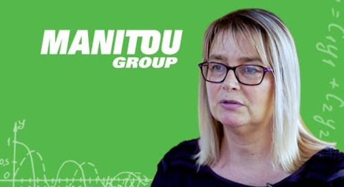 Manitou Group Accelerates Sales with PROS Smart CPQ