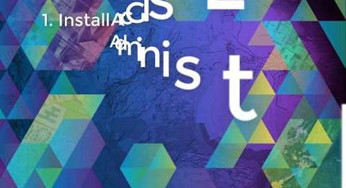 Authorizing an ArcGIS Desktop Concurrent Use License (Online)