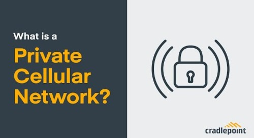What is a Private Cellular Network? | Your Checklist for Private LTE and 5G