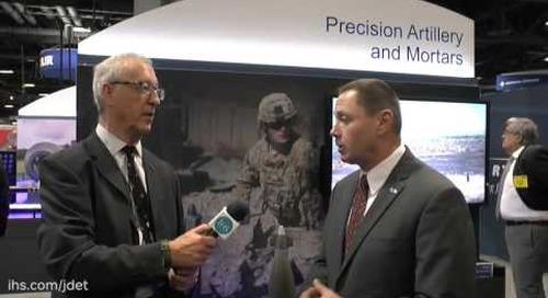 AUSA 2015 Precision Weapons Armament Systems, Orbital ATK