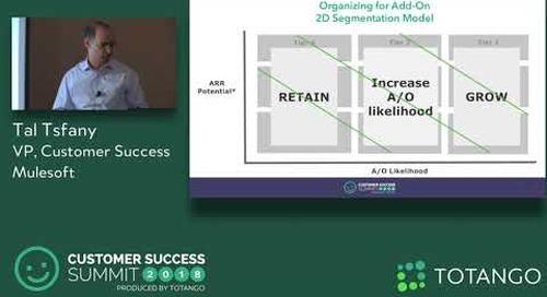 How to Prove Customer Success ROI - Customer Success Summit 2018 (Track 3)