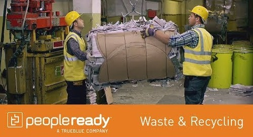 PeopleReady: Waste & Recycling