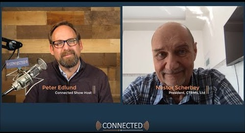 Connected Show- Interview with Foreign Trade Expert Nestor Scherbey