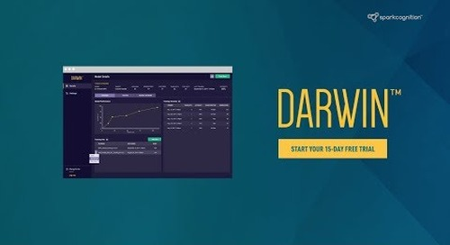 Darwin SDK Part 2: How to Use an Automated Model Builder