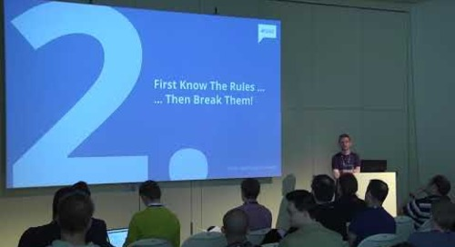 QtWS17 - QML-driven HMI Architectures for Rolling Embedded Devices, Christoph Sterz, KDAB