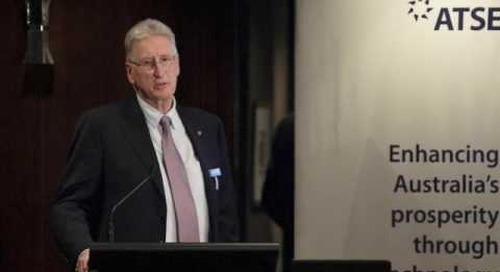 ATSE 2016 New Fellow: Dr Christopher Pigrim FTSE