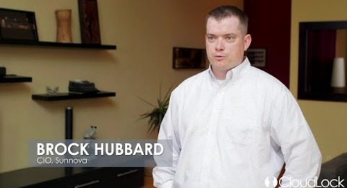 Customer Testimonial - Brock Hubbard at Sunnova