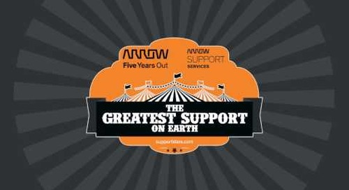 Arrow Support Services - The Greatest Support on Earth