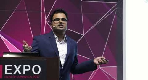 AI Expo: Dr Sid J Reddy on Conversational AI Basics and Design