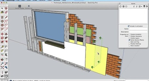 SketchUp Training Series: Advanced Sections